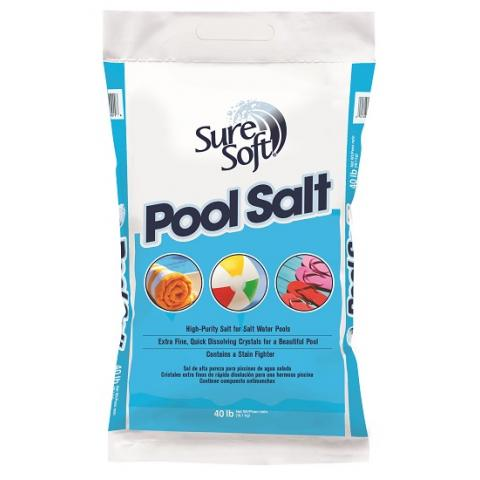 SureSoft Pool Salt